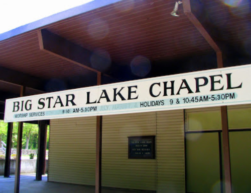 Big Star Lake Association 2020 Annual Meeting