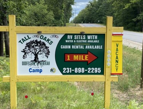 Odd Fellow and Rebekah Tall Oaks Camp
